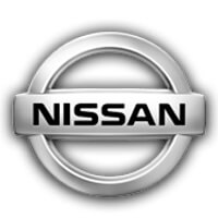 nissan brand at dealer inline