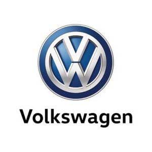 volkswagen brand at dealer inline