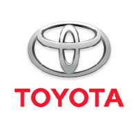 Toyota brand in Dealer inLine